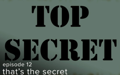"Episode: 12 ""That's the Secret"""
