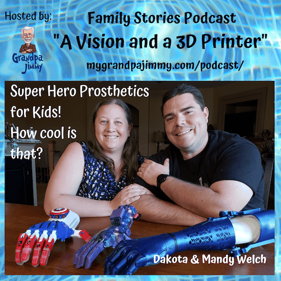 A Vision and a 3D Printer