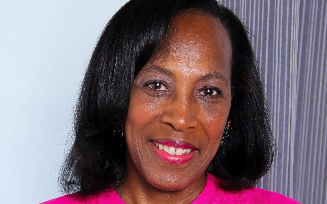 Four Time Olympian Dr. Madeline Manning Mims
