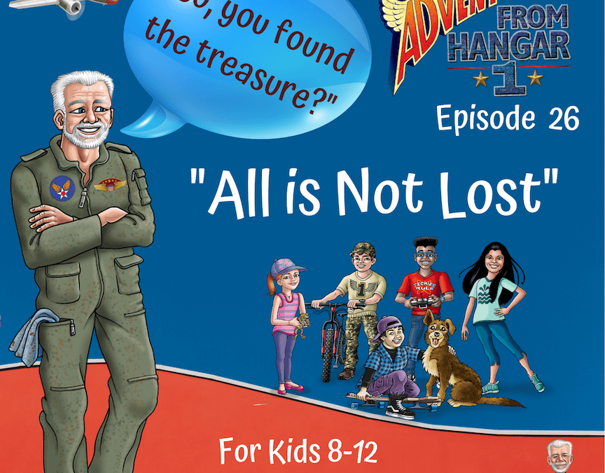 "Episode: 26, ""All is Not Lost"""